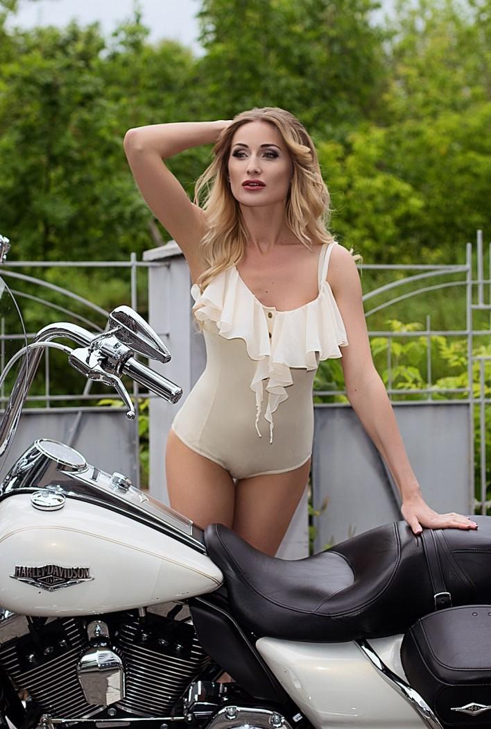 a9fad9eb545 Комбидресс My Angel с воланом - Интернет-магазин одежды