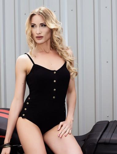 985a13691ef Комбидресс My Angel из французского трикотажа - Интернет-магазин одежды
